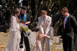 Mountainside Ceremony