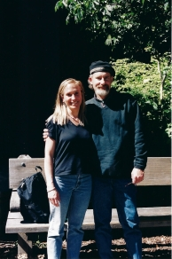 Book Event, Muir Woods National Monument, Mill Valley, CA (with wife, Carol)