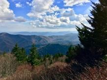 "Mount Mitchell ""peeks"" (Highland)"