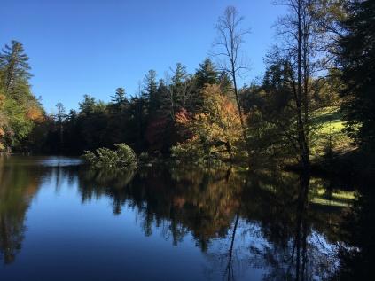Sandburg Home pond1 (Highland)