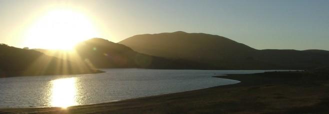 Nicasio Sunset (Highland)