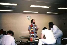 Interfaith Jail Chaplain