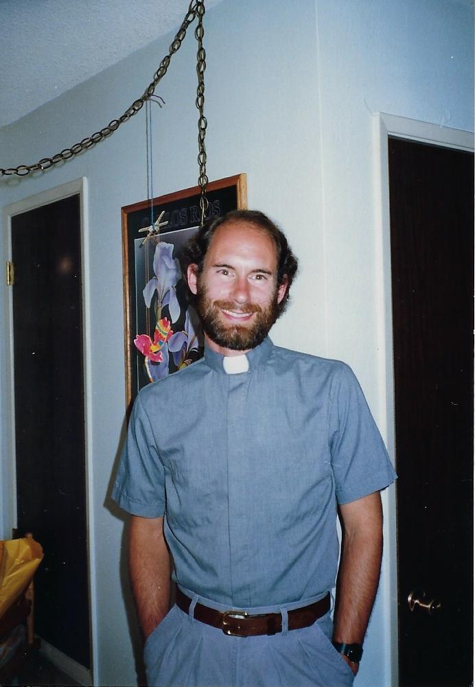 Minister-Chaplain