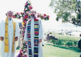 Parish Associate for 10 years