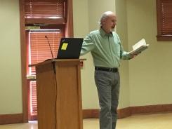 Presentation at Givens Estates