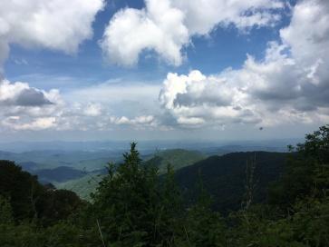 Pisgah View, Blue Ridge