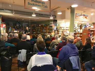 Malaprops reading