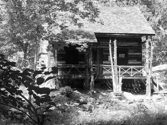John Burroughs' Slabsides, NY