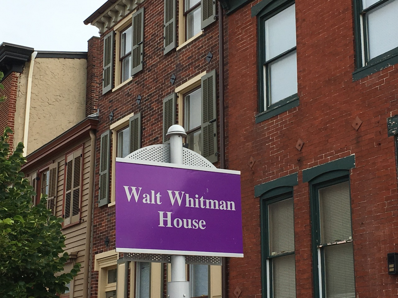 Visiting the Whitman House and Grave