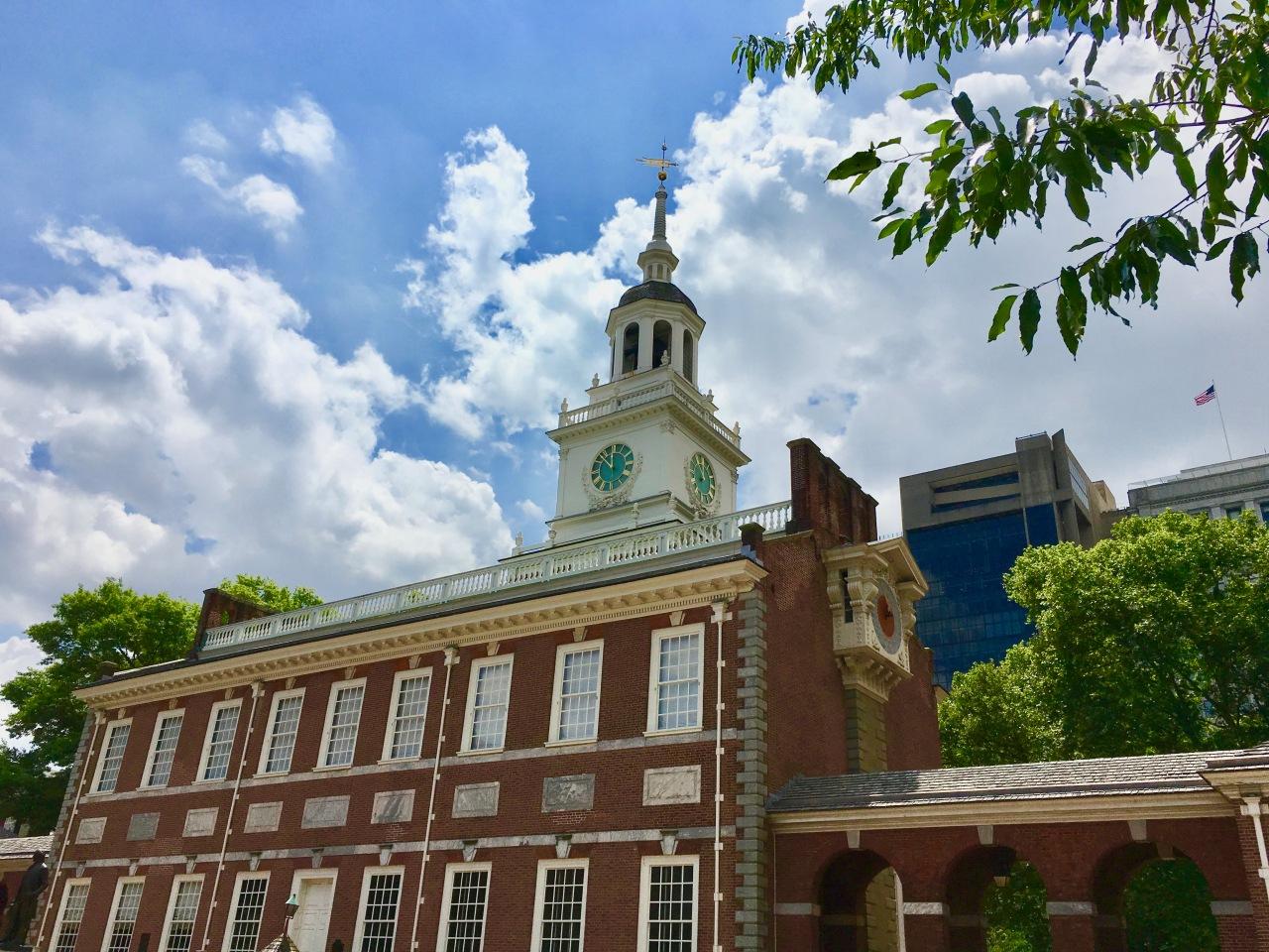 Freedom and Philadelphia