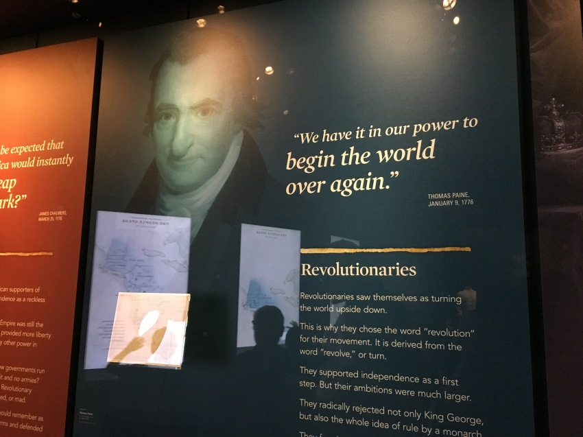 Mr. Common Sense (Museum of the American Revolution)