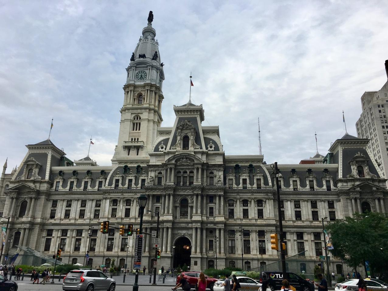 City Hall, Philadelphia