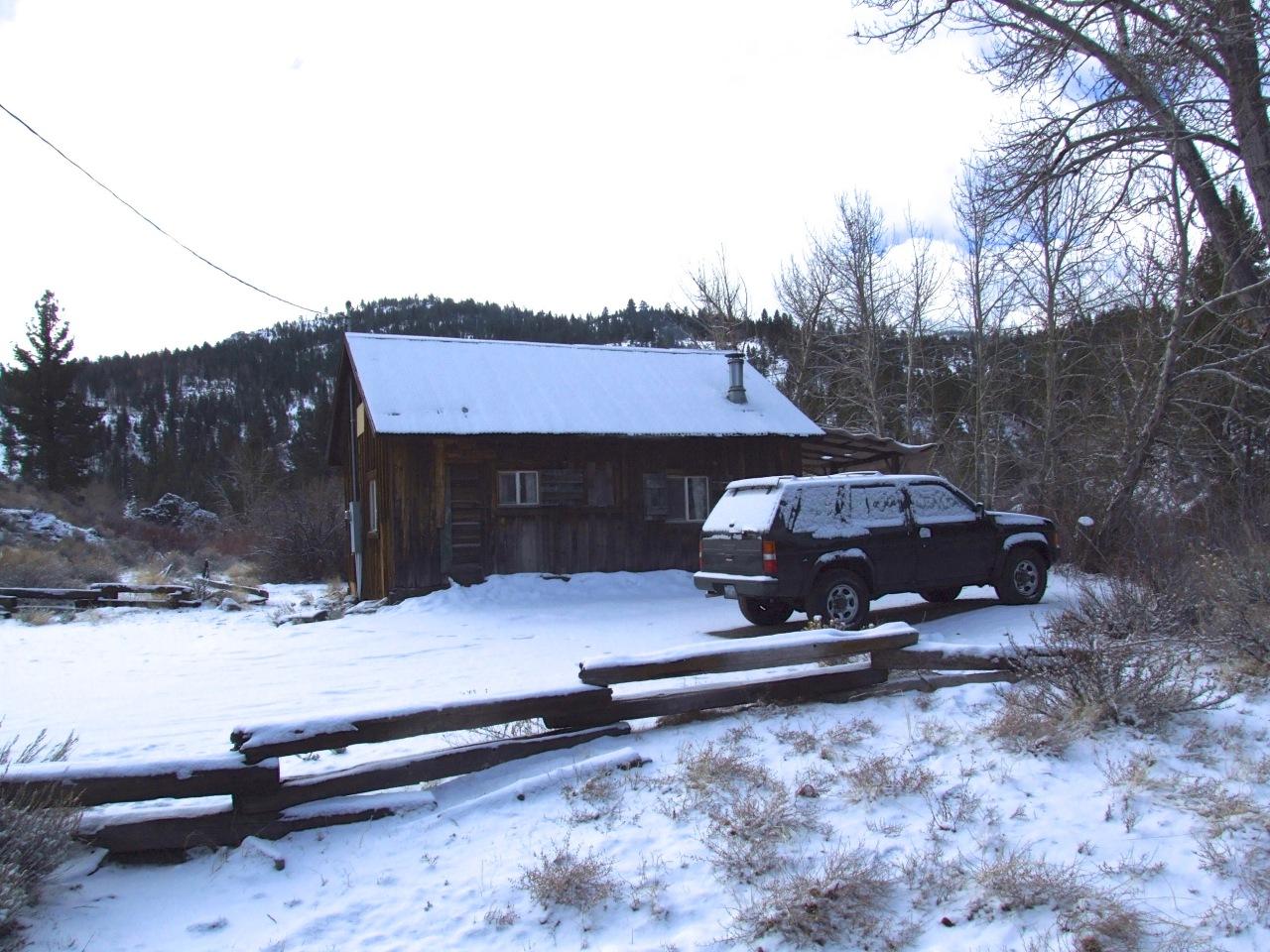 Carson River Cabin