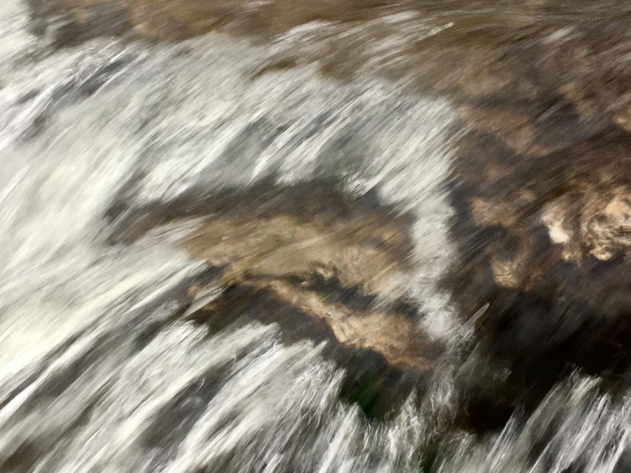 Slo-mo Mountain Flow