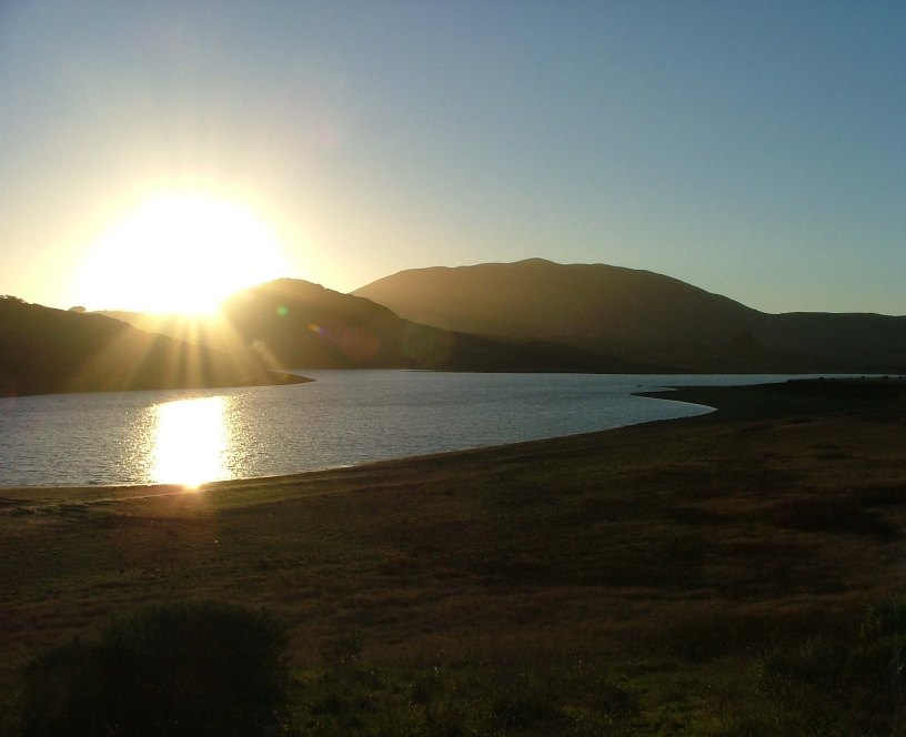 Nicasio Sunset