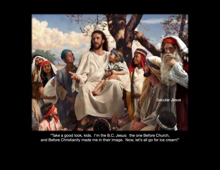 Secular Jesus-B.C.