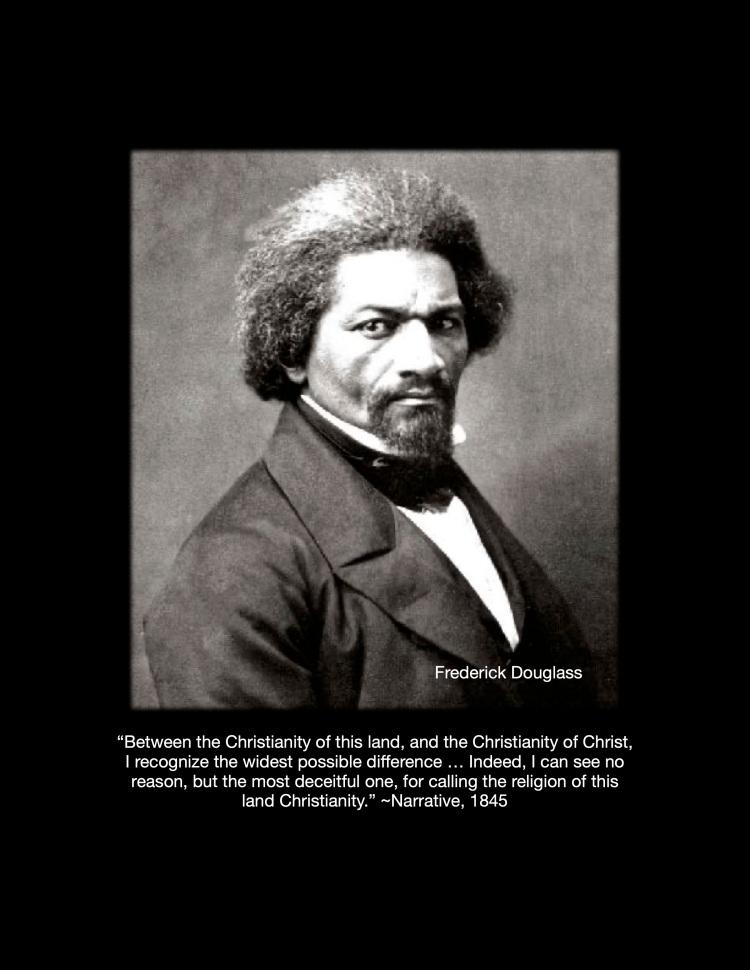 Douglass-Christianity