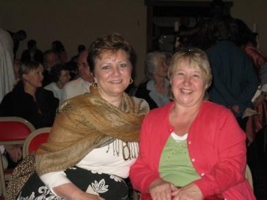 Lori and Roberta