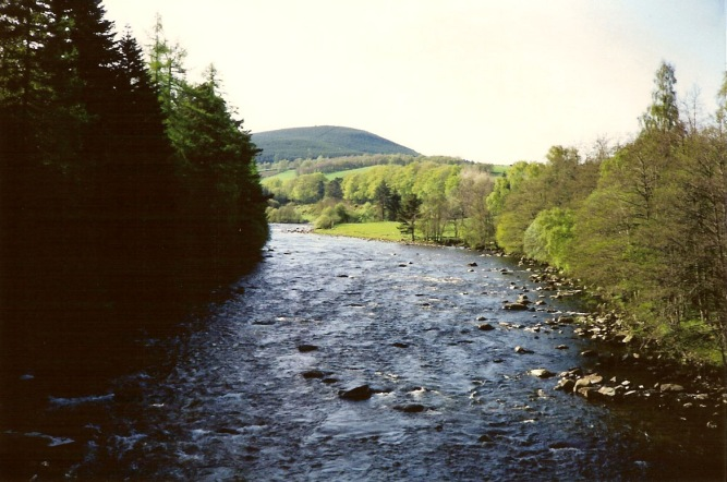 Scotland--River Dee
