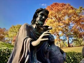 John Muir? Francis of Assisi? Or Him?